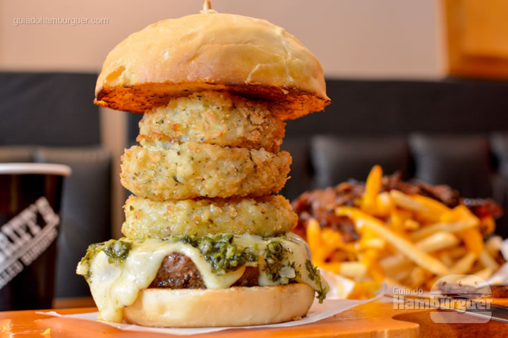 Jesse Onion James - Sheriffs Burger