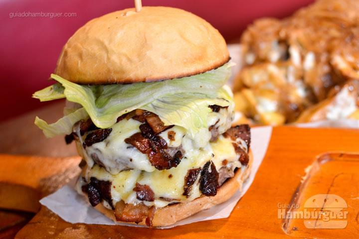 Heaven's Warrior Outlaw - Sheriffs Burger