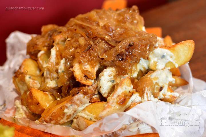Blue Potatoe - Sheriffs Burger