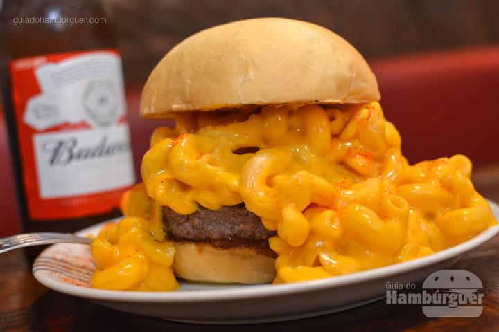 Mac'n'Cheese - Sheriffs Burger