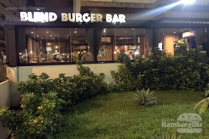 Fachada - Blend Burger Bar