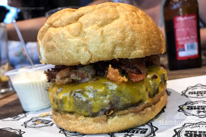 Cheesebacon  - Blend Burger Bar