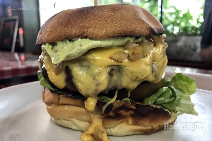 Classic - St. Louis Burger