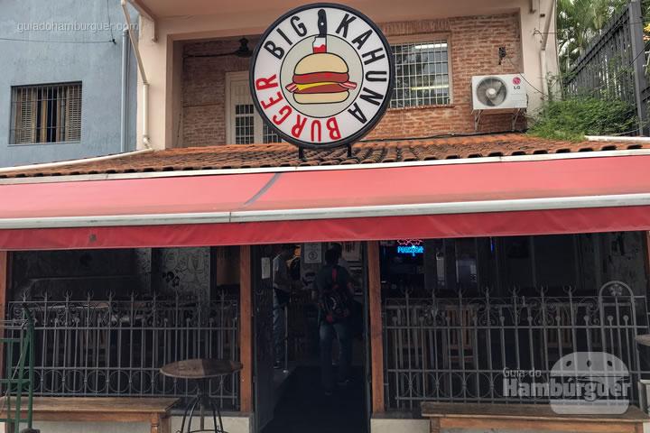 Fachada - Big Kahuna Burger