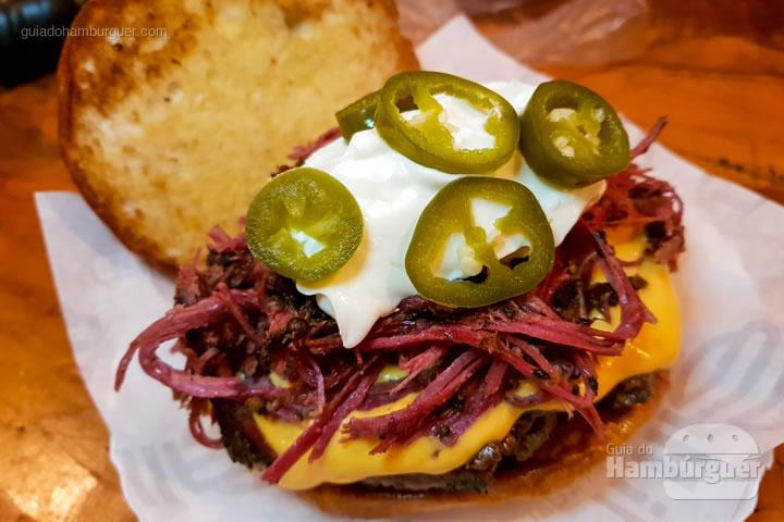Jalapeño - ALL IN .burger