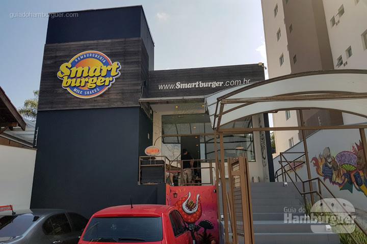 Fachada - Smart Burger