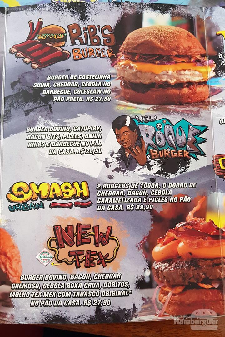 Cardápio - Smart Burger