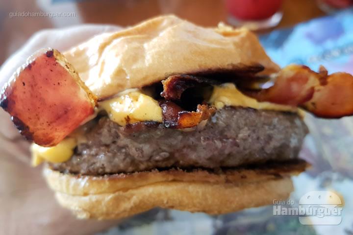 Cheesebacon: tava mais gostoso do que bonito - Smart Burger
