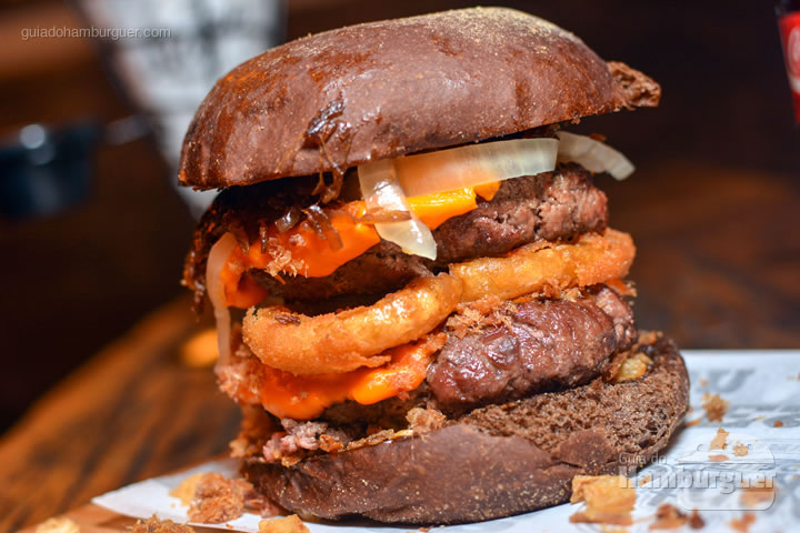 Hambúrguer do mês - Stage Burger