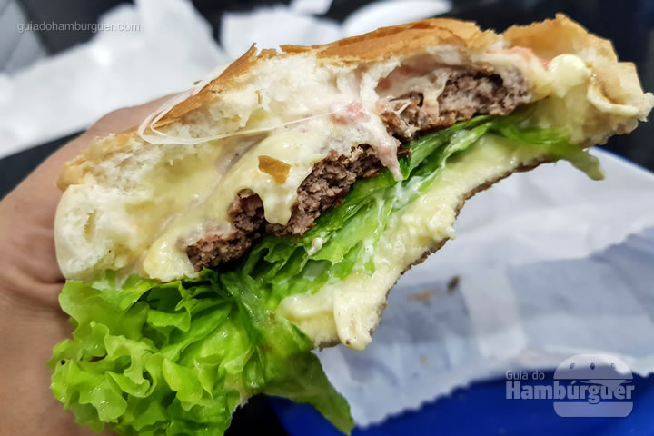 Ponto do hambúrguer - Hambúrguer do Seu Oswaldo