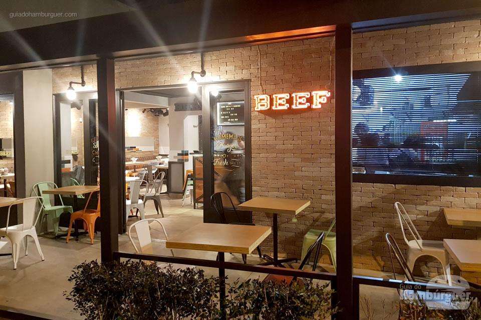 Fachada  - Beef Burger & Beer