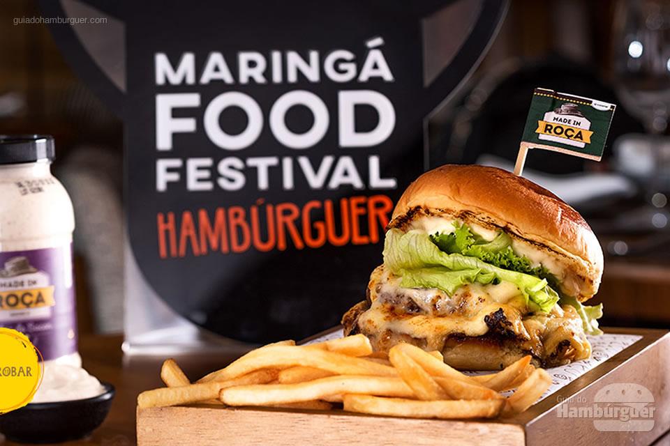 7º Baco Gastrobar - As 10 melhores hamburguerias do Maringá food festival eleitas pelo público