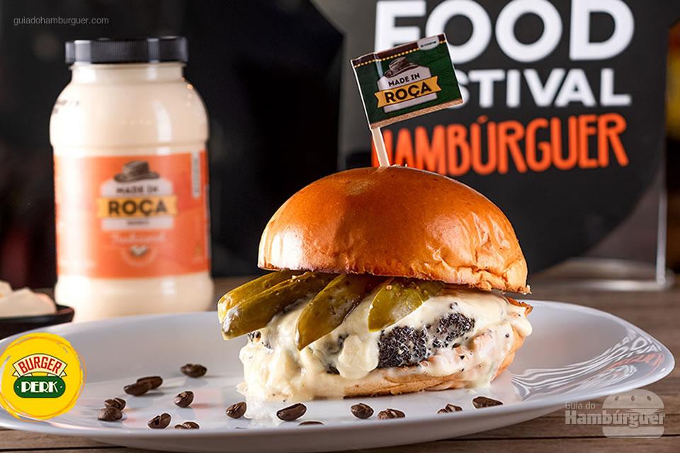 2º Burger Perk - As 10 melhores hamburguerias do Maringá food festival eleitas pelo público