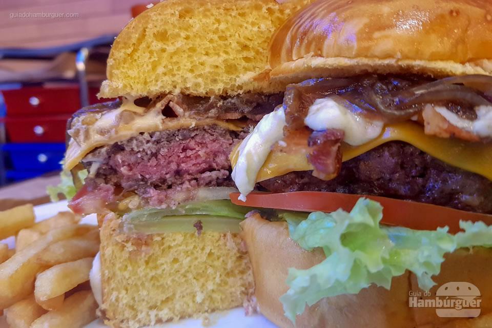 Ponto da carne - The Best Burguer - Vitória - ES