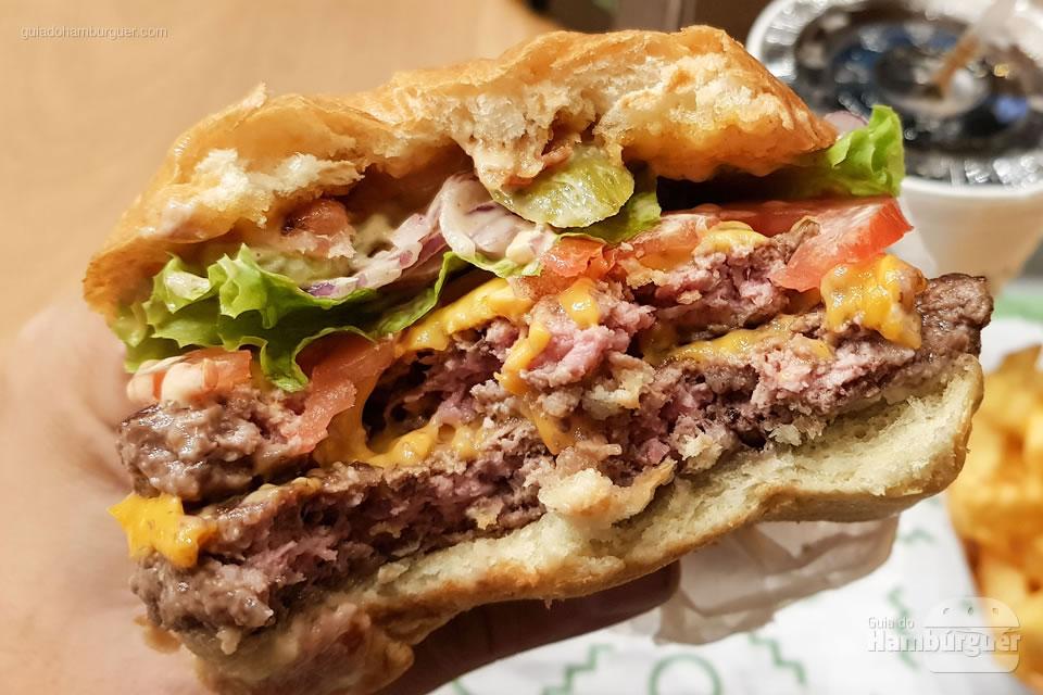 Ponto da Carne - Borger Burger - Pinheiros - SP