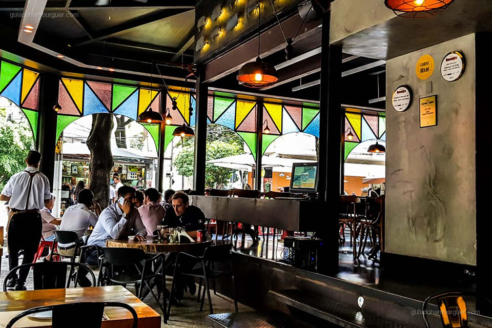 Salão - Osso Belo Horizonte - Guia do Hambúrguer