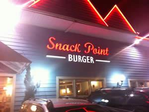 Fachada - Snack Point Burger