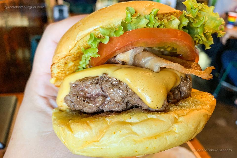6º Cabana Burger - As melhores hamburguerias do Rio de Janeiro