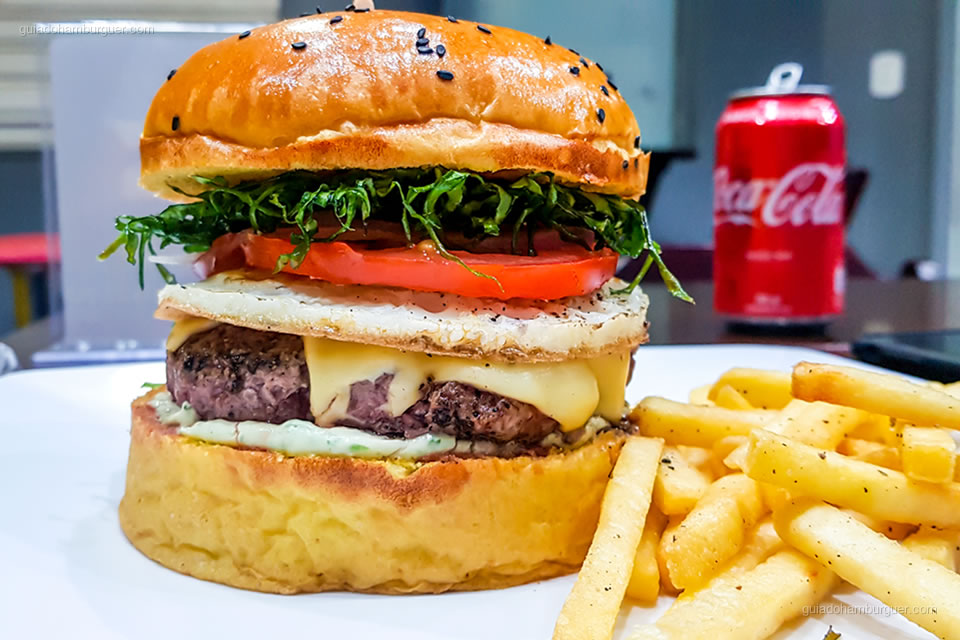 08º Andy's Fine Burgers - As melhores hamburguerias de Belo Horizonte