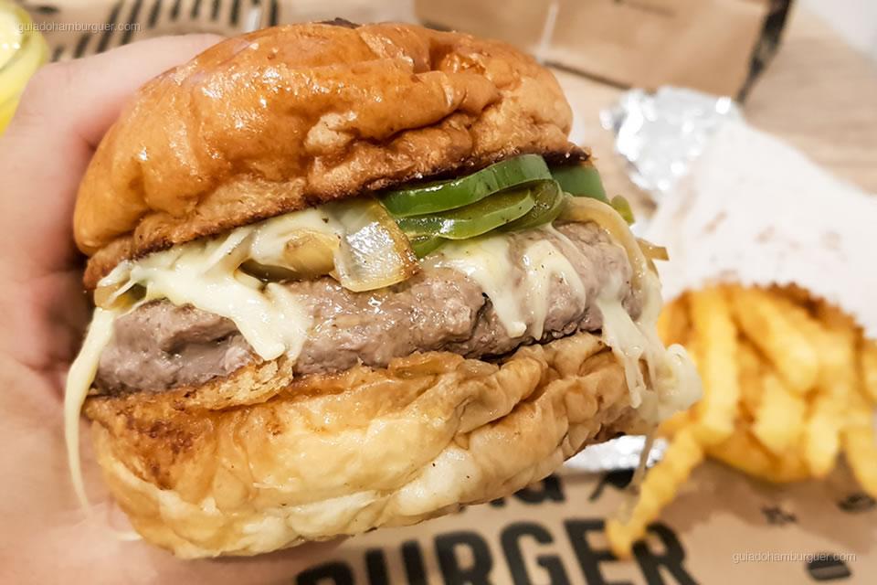 12º Bag Burger Classic Burgers - As melhores hamburguerias de Belo Horizonte