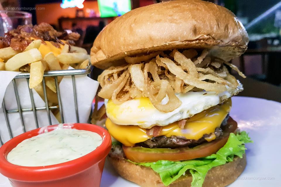 09º Rock Burger - As melhores hamburguerias de Vitória e Vila Velha