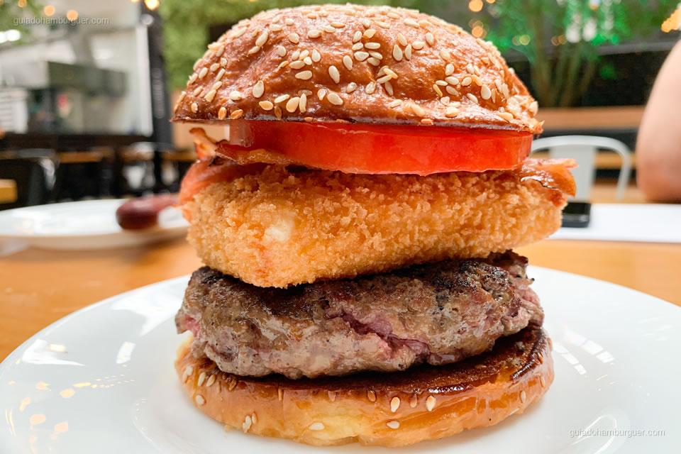 346 - Burger Shop - Vila Olímpia - São Paulo