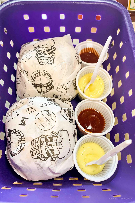 Hambúrgueres - Vinil Burger