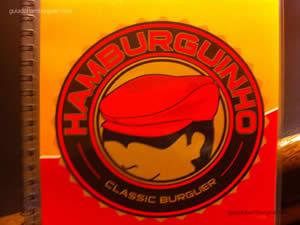 Cardápio - Hamburguinho