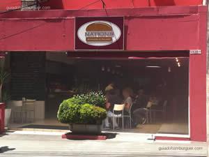 Fachada - Nations Burgers & Salads