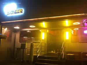 Fachada - 210 Diner