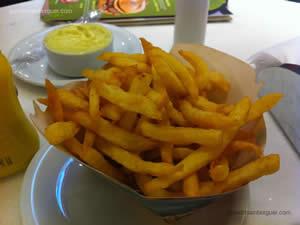 Batatas fritas - The Fifties