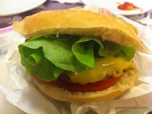 Cheese Salada (x-salada) - The Fifties