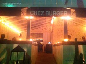 Fachada - Chez Burger