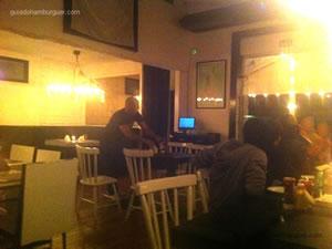Ambiente - Chez Burger