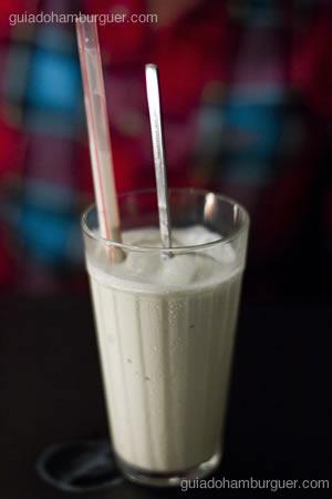 Milk Shake Premium Pistache - Chez Burger