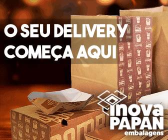 Inova Papan — embalagens especiais para hamburguerias